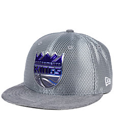 New Era Sacramento Kings On-Court Collection Draft 59FIFTY Fitted Cap