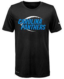 Nike NFL Legend Carolina Panthers T-Shirt, Little Boys(4-7)