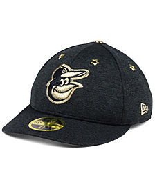 New Era Baltimore Orioles 2017 All Star Game Patch Low Profile 59FIFTY Fitted Cap