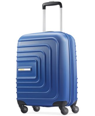 "Xpressions 20"" Expandable Carry-On Hardside Spinner Suitcase, Created for Macy's"