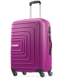 "American Tourister Xpressions 24"" Expandable Hardside Spinner Suitcase, Created for Macy's"