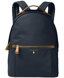 MICHAEL Michael Kors Kelsey Large Nylon Backpack