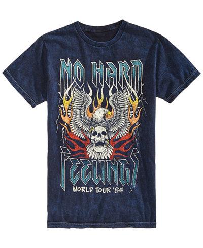 American Rag Men's No Hard Feelings Graphic T-Shirt, Created for Macy's