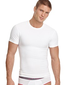 Men's Shapewear Crew Neck T Shirt
