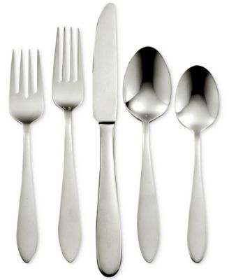 oneida taylor 78pc flatware set