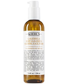 Calendula Deep Cleansing Foaming Face Wash, 7.8 fl. oz.