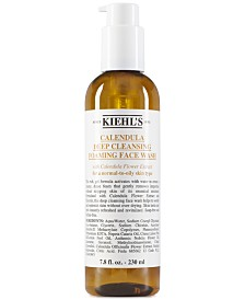 Kiehl's Since 1851 Calendula Deep Cleansing Foaming Face Wash, 7.8 fl. oz.