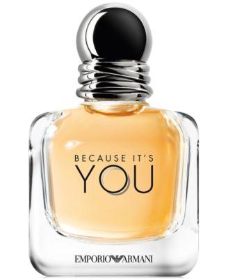 Because It's You Eau de Parfum Spray, 1.7-oz.