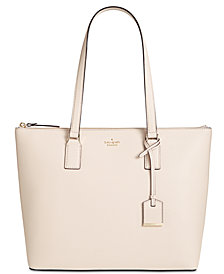kate spade new york Cameron Street Lucie Saffiano Leather Tote