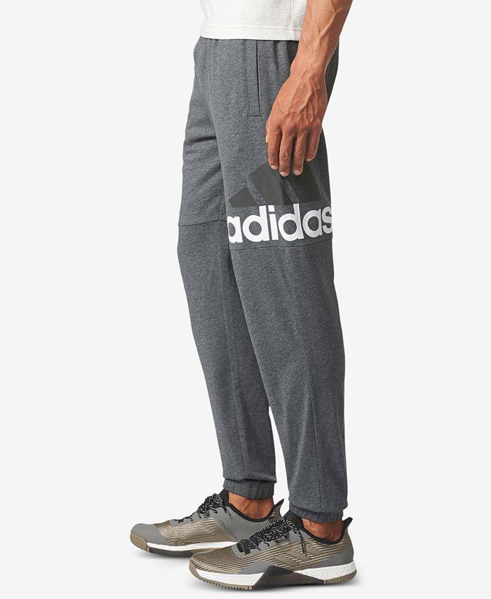 adidas Men's Essentials Jersey Pants & Reviews - All Activewear ...
