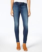 dca561deef772 WILLIAM RAST Sculpted High Rise Skinny Jeans