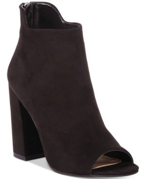Bar Iii Adalyn Peep-Toe Shooties, Created for Macy