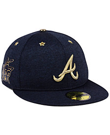 New Era Atlanta Braves 2017 All Star Game Patch 59FIFTY Cap