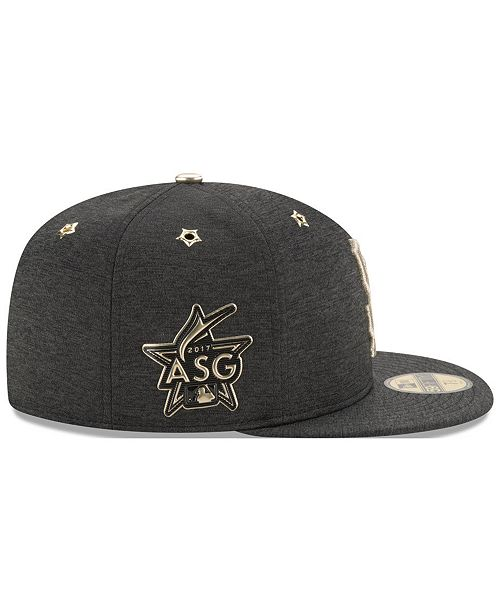 promo code 340f9 aeb2b New Era San Francisco Giants 2017 All Star Game Patch 59FIFTY Fitted Cap ...