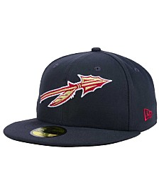 New Era Florida State Seminoles AC 59FIFTY Fitted Cap
