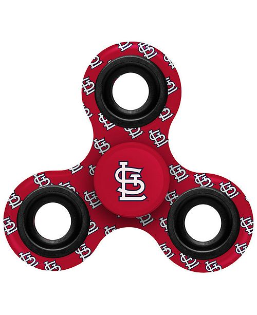 Forever Collectibles St. Louis Cardinals Three Way Spinnerz