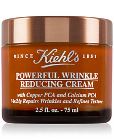 Kiehl's Since 1851 Powerful Wrinkle Reducing Cream, 2.5-oz.