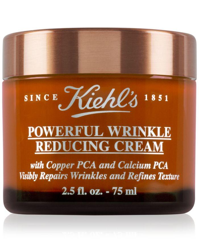 Kiehl's Since 1851 Powerful Wrinkle Reducing Cream, 2.5-oz. & Reviews - Skin Care - Beauty - Macy's