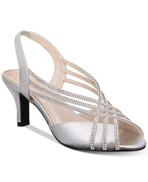 Caparros Twilight Strappy Evening Sandals