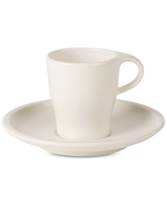 Coffee Passion Collection Espresso Cup & Saucer Set