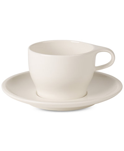 Villeroy & Boch Coffee Passion Collection Café au Lait Cup & Saucer Set