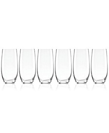 Tuscany Classics Large Tumblers, Set of 6