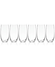 Lenox Tuscany Classics Large Tumblers, Set of 6