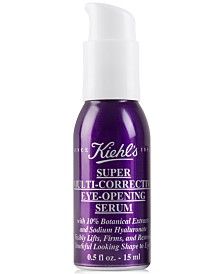 Kiehl's Since 1851 Super Multi-Corrective Eye-Opening Serum, 0.5-oz.