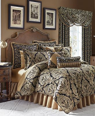 Croscill Pennington 4-Pc. California King Comforter Set