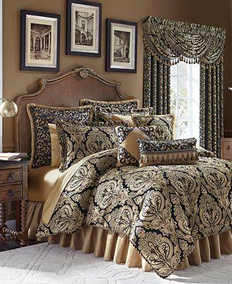 Croscill Pennington 4-Pc. King Comforter Set