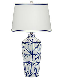 Kathy Ireland by Pacific Coast Liu Table Lamp