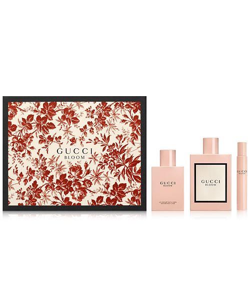 774df1f2b6a11 Gucci 3-Pc. Bloom Gift Set   Reviews - All Perfume - Beauty - Macy s