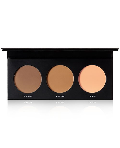 bareMinerals BarePro Contour Face-Shaping Powder Palette