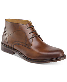 Johnston & Murphy Men's Ramsey Chukka Boots
