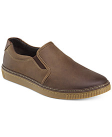 Johnston & Murphy Men's Wallace Slip-on Athletic Sneakers