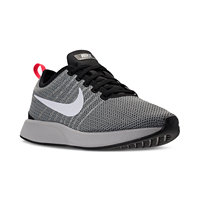 Nike Men's Free Trainer Running Sneakers (Black/White/Pale Grey)