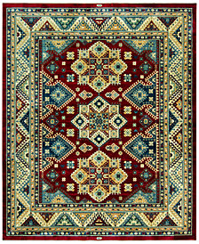 "KM Home Signature Nomad Kazak 9' x 11' 6""  Area Rug, Created for Macy's"