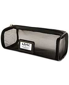 NYX Professional Makeup Mesh Zipper Makeup Bag
