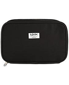 NYX Professional Makeup Double Zipper Makeup Bag