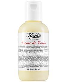 Kiehl's Since 1851 Creme de Corps, 4.2-oz.