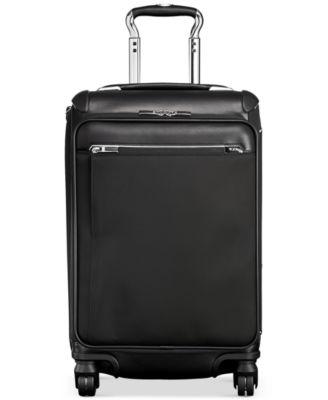 "Arrivé  Gatwick 22"" International Expandable Carry-On Spinner Suitcase"