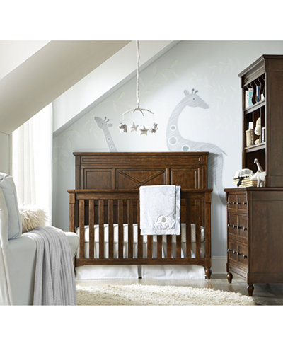 Big Sur by Wendy Bellissimo Baby Crib Furniture Collection