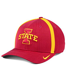 Nike Iowa State Cyclones Aerobill Sideline Coaches Cap