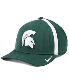 Nike Michigan State Spartans Aerobill Sideline Coaches Cap