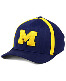 Nike Michigan Wolverines Aerobill Sideline Coaches Cap