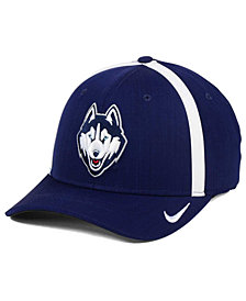 Nike Connecticut Huskies Aerobill Sideline Coaches Cap