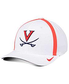 Nike Virginia Cavaliers Aerobill Sideline Coaches Cap