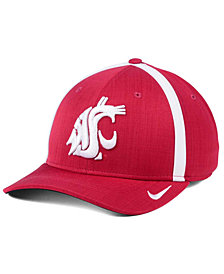 Nike Washington State Cougars Aerobill Sideline Coaches Cap