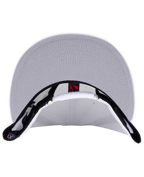 newest c9b11 96e4c New Era Miami Heat Solid Alternate 9FIFTY Snapback Cap ...