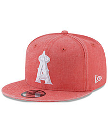 New Era Los Angeles Angels Neon Time 9FIFTY Snapback Cap